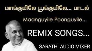 maanguyile poonguyile remix song||Tamil remix song