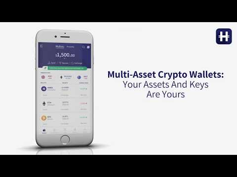 apps that manage cryptocurrencies with wallet