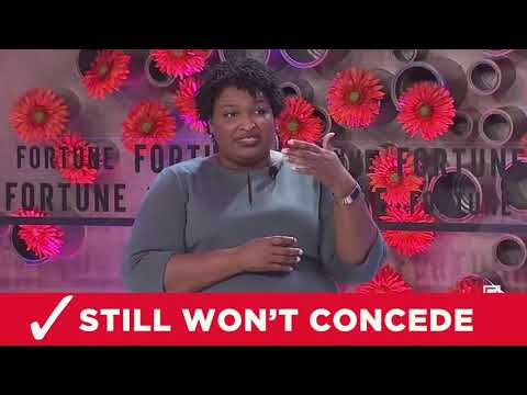 Exclusive Preview of Stacey Abrams' SOTU Response