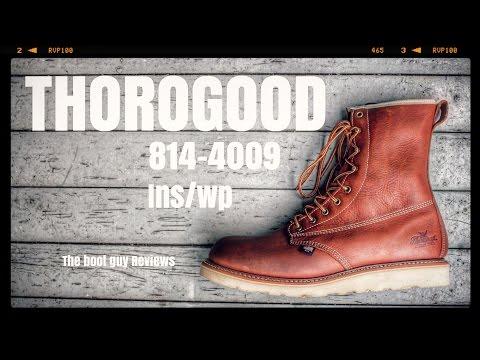 207aeac4a17 THOROGOOD 814-4009 8