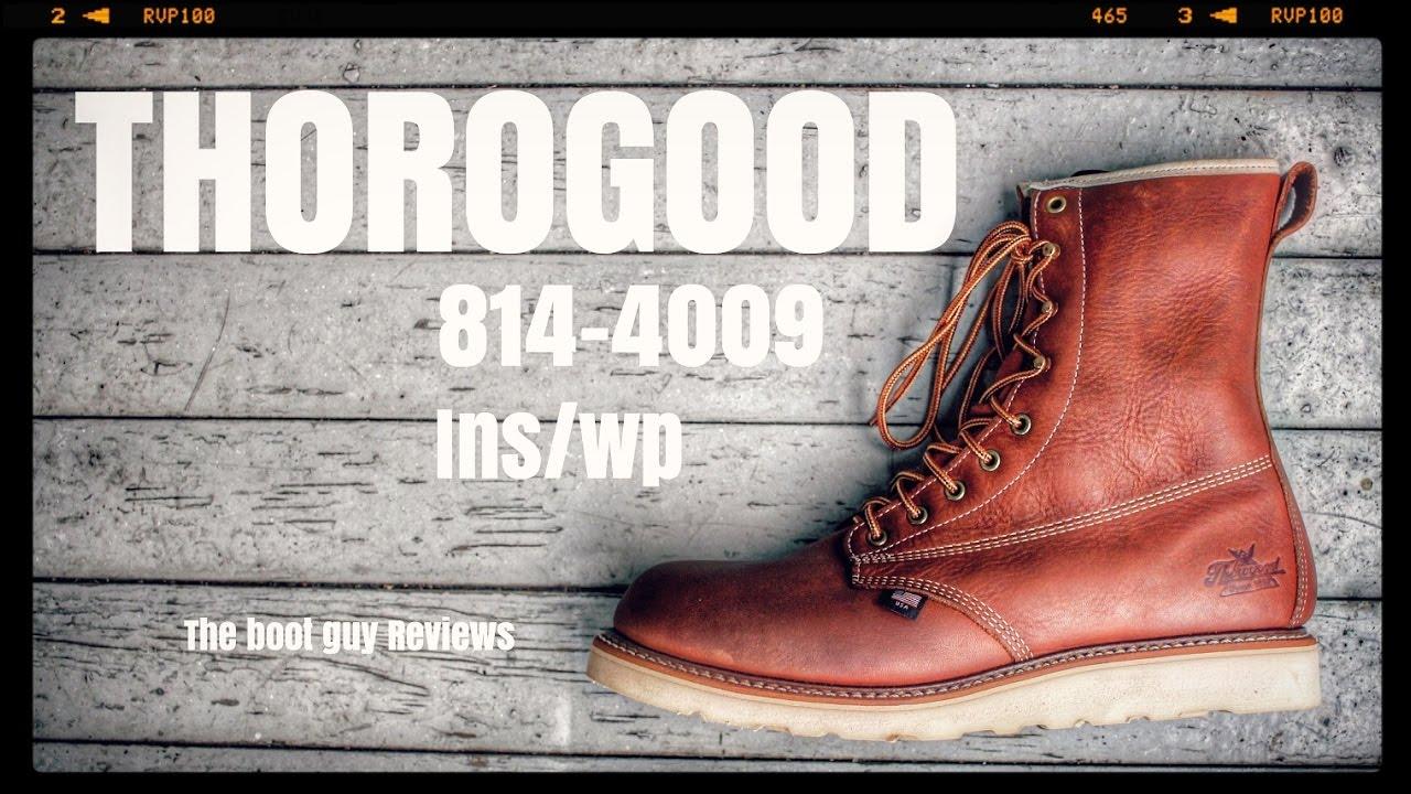 ff79bcf0e89 THOROGOOD 814-4009 8