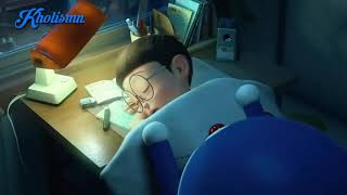 Gambar cover Story WA doraemon ( nobita putus cinta )