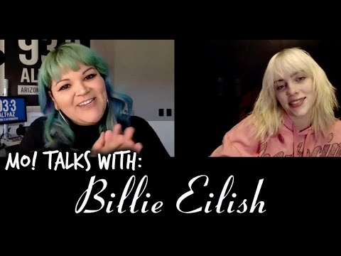 Breaking down with Billie Eilish and her new album Happier Than Ever