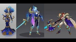 Upcoming Zodiac Skins, Season Pass, Christmas & Valentine Couple Skin Mobile Legends