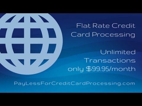PAY LESS FOR CREDIT CARD PROCESSING