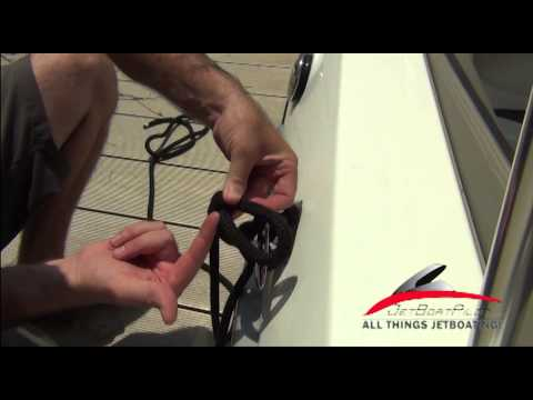 JetBoatPilot Boaters Knot Tutorial