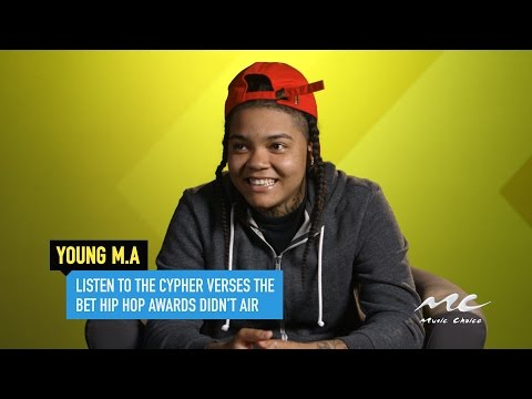 Young M.A's Cypher Lines the BET Hip Hop Awards...