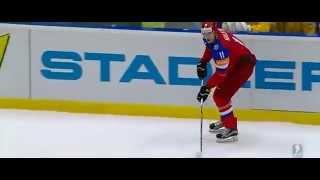 Швеция - Россия 0-1 Сергей Мозякин. Хоккей ЧМ 2015 в Чехии 14.05.2015