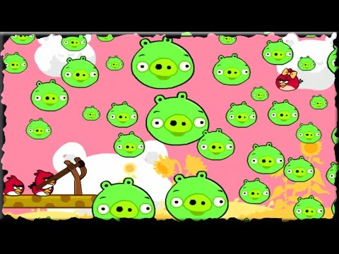 Angry Birds Love Full Game Walkthrough All Levels
