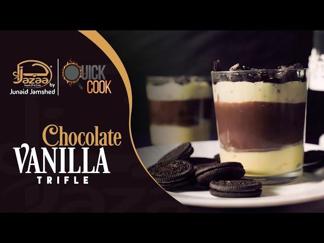 QuickCook: Chocolate Vanilla Trifle