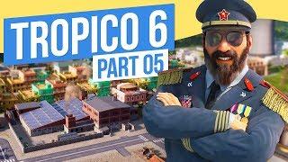 WEAPONS FACTORY // Tropico 6 - Part 5