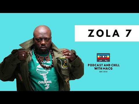 Watch  | Zola 7 on Brenda Fassie,HHP,Pro Kid,Zola 7 show,Music,Epilepsy  on Mac G Podcast and Chill