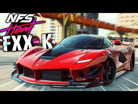 Need for Speed HEAT - Ferrari FXX-K Evo UNLOCKED! (Level 50 Crew)