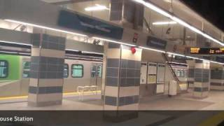 Canada Line: First Look