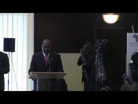Transform Africa Summit 2013- Part 1- Connect to Transform: The Transform Africa Manifesto