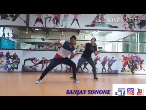 Teri Aakhya Ka Yo Kajal L Sapna Chaudhary Dance L Dance Workout Choreography L Sanjay Sonone
