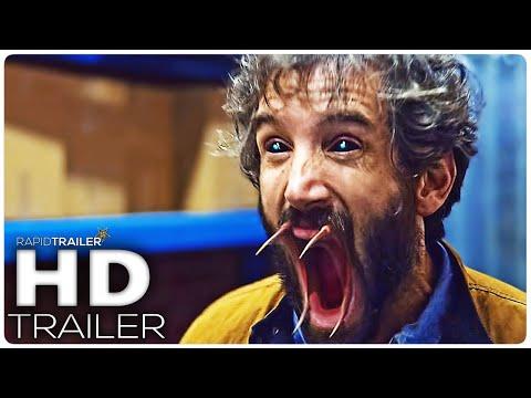 OCTOBER FACTION Official Trailer (2020) Netflix, Horror Series HD