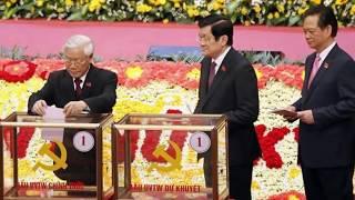 Nguyễn Phú Trọng ngã ngửa khi biết tin Lê Kiên Thành và Nguyễn Tấn Dũng là anh em