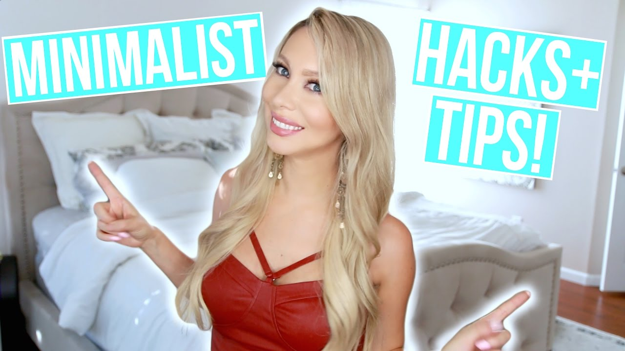 Life Hacks How To Declutter For A Better Life: Minimalist Life Hacks! Declutter & Simplify