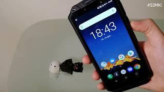 oUKITEL WP2 ПОЛНЫЙ ОБЗОР НА РУССКОМ. 4G IP68 NFC защищенный смартфон 2018