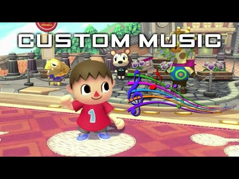 How to EASILY Add & Load Custom Music on Smash Bros. for Wii U