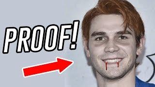 KJ APA as a VAMPIRE?! | Issa Conspiracy