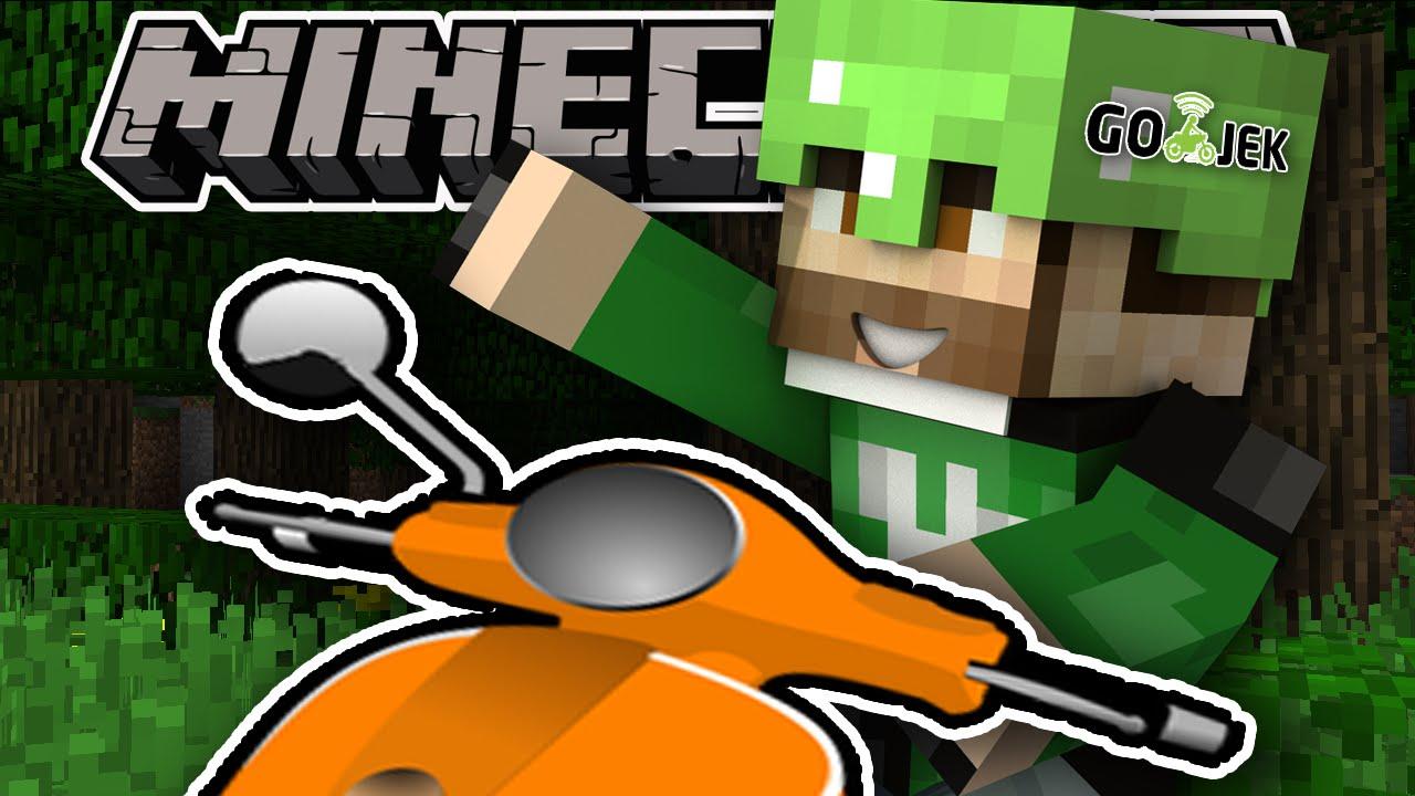 Tipe-Tipe Gojek - Minecraft Machinima Indonesia - YouTube