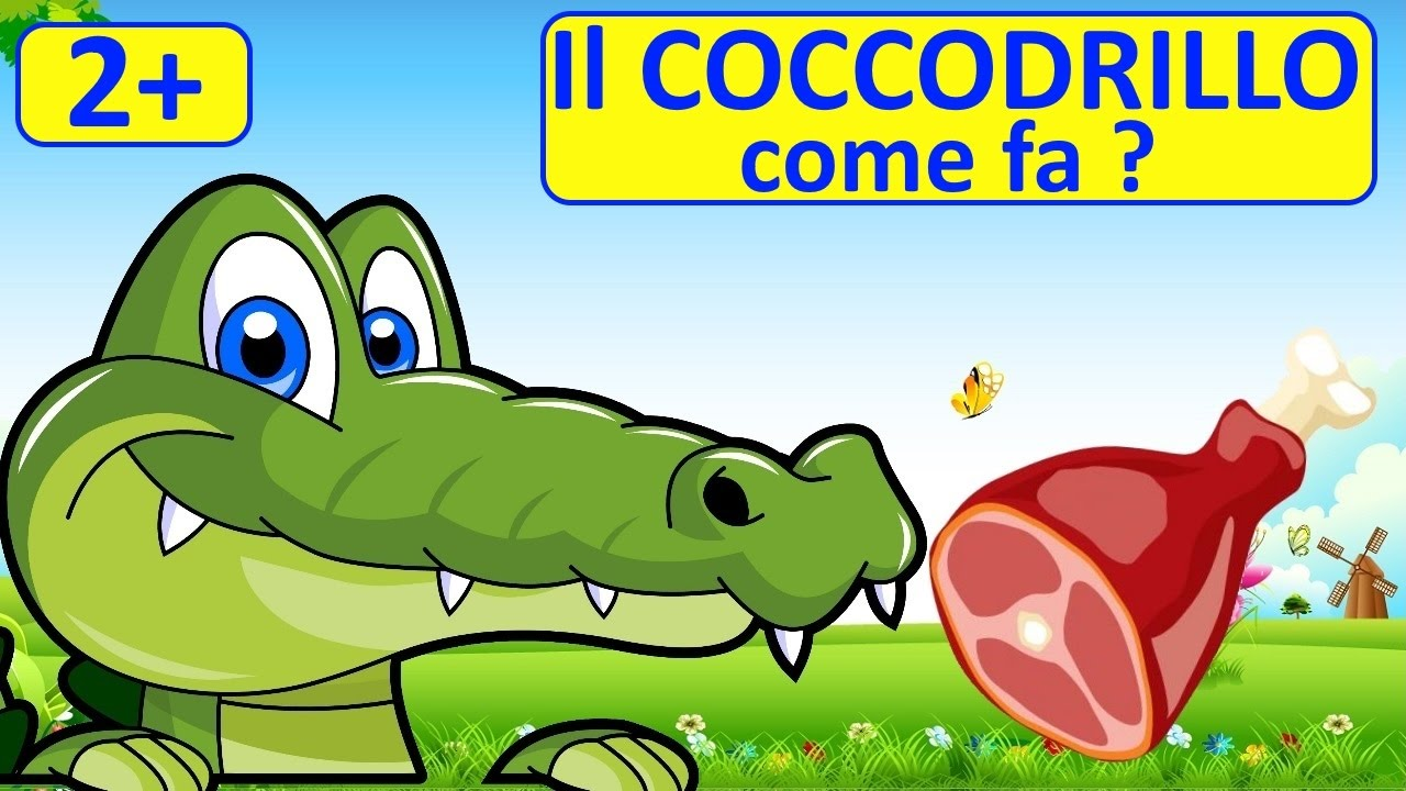 Coccodrillo Come Fa Youtube Related Keywords & Suggestions