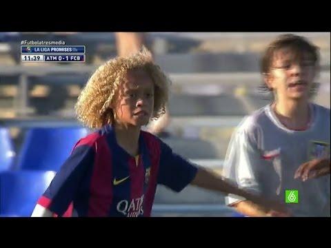 El recital de Xavi Simons para clasificar al Barça en semifinales