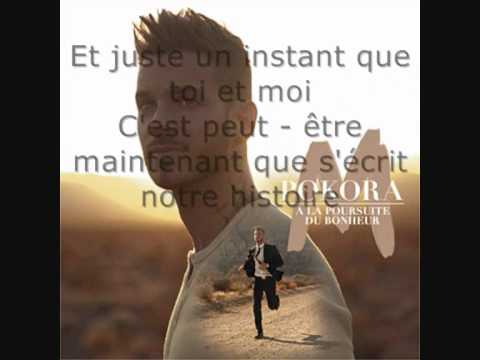 M Pokora - Juste un instant (Officiel Lyrics)