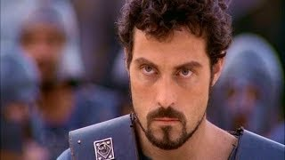 rufus sewell the most sexy screencaps of agamemnon in helen of troy