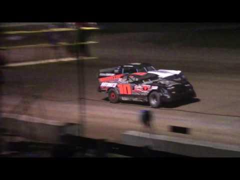 Ransomville Speedway Street Stock Feature Highlights 8-21-17