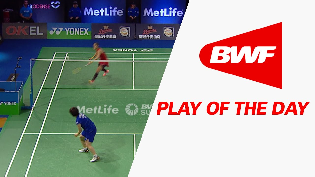 Download Play Of The Day | Badminton SF - Yonex Denmark Open 2016