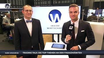 """IG Trading Talk: """"Der DAX purzelt - ein Sturzflug"""""""