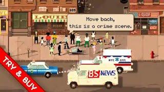 Beat Cop gameplay, best pixel retro style RPG game 2019 by 11 beat Studios gameplay