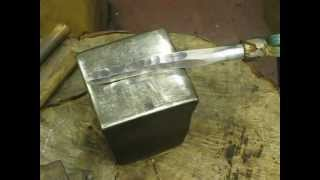 Hot Forging Sterling Silver