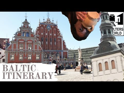 The Baltics: The Best of Estonia, Latvia, & Lithuania