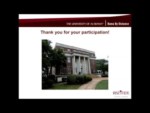 UA's Online Restaurant and Hospitality Management Programs