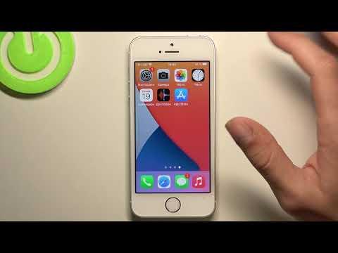 Сброс настроек сети на iPhone SE / Как сбросить все настройки сети на iPhone SE