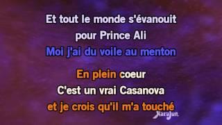 Karaoké Prince Ali (version française) - Aladdin *