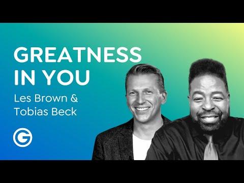 EN   Menschen inspirieren: So führst du ein bedeutungsvolles Leben // Les Brown & Tobias Beck