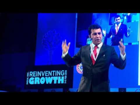 Mr. Pramod Sadarjoshi - 25th IMA International Management Conclave 2016.