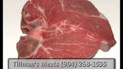 Meats Jacksonville FL-Tillman's Meats and Produce