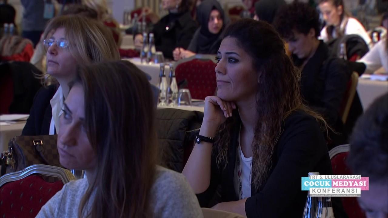 TRT Çocuk Medyası Konferansı-1. Gün-1. Oturum