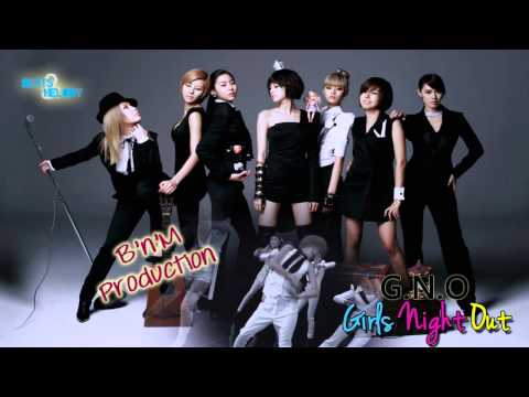 """[BNMEnt] G.N.O: """"After School - Because Of You"""""""