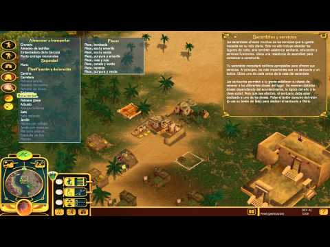 Aprendiendo a CHILDREN OF THE NILE HD 1080p #01 - Tutorial