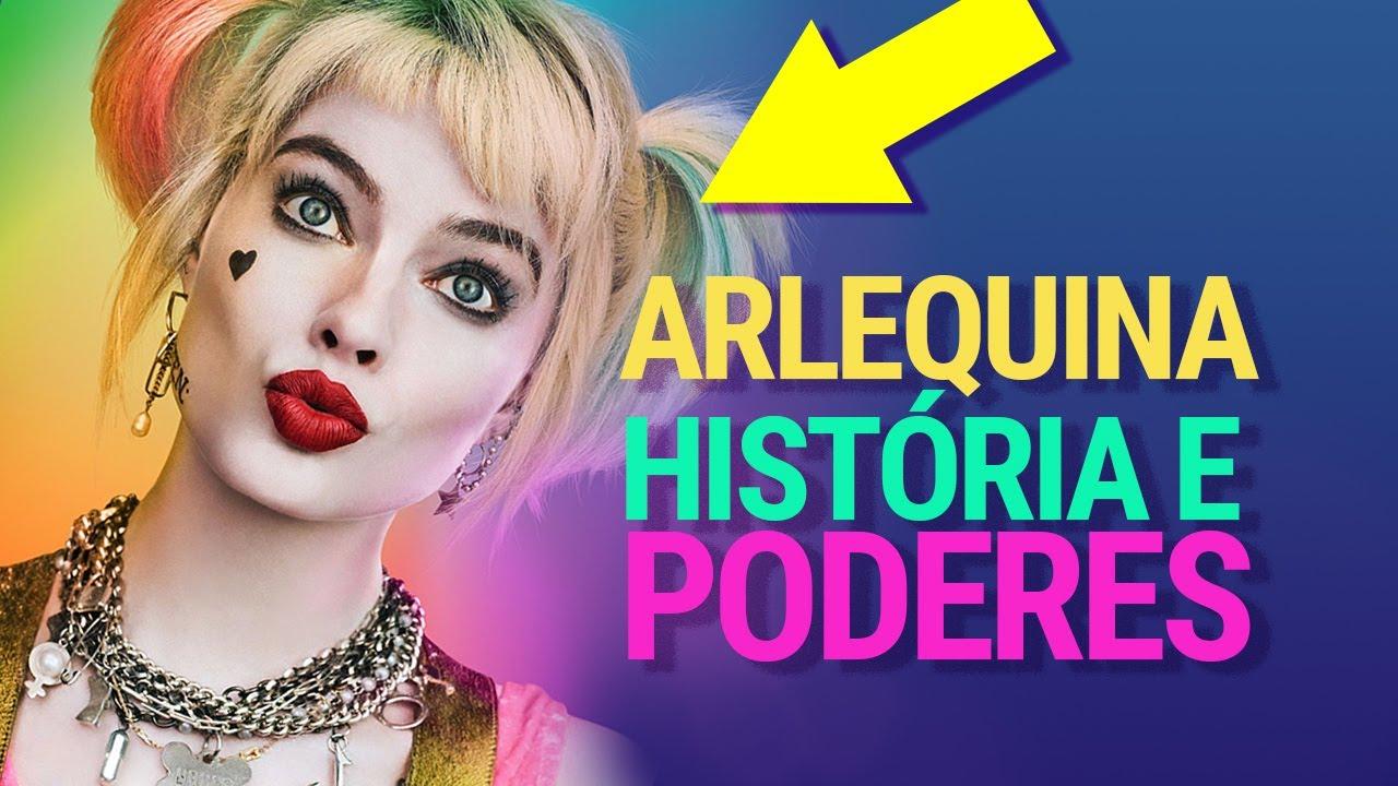 Confira As 20 Imagens Mais Sensacionais Da Arlequina