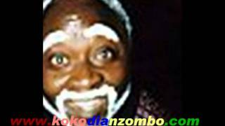 L'ARTISTE COMEDIEN KOKO DIA NZOMBO DANS CHAUFFEUR YA TAXI AUDIO