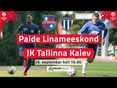 Paide Linnameeskond Tallinna Kalev Goals And Highlights