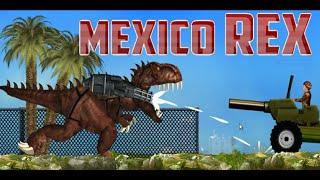 Mexico Rex Full Gameplay Walkthrough
